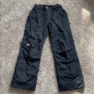 The North Face hyvent recco snow pants